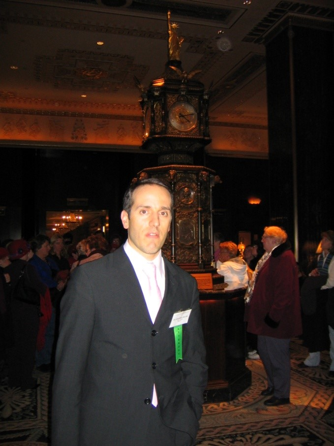 Aesthetic Surgery of the Aging Face Symposium, Waldorf Astoria , New York, 2005