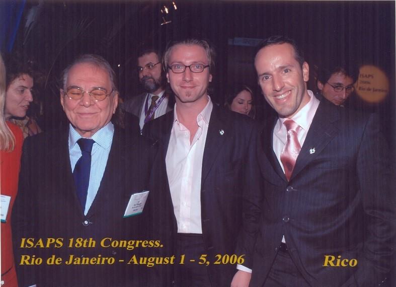 Congresso da Sociedade Internacional de Cirurgia Plastica, Rio de Janeiro, 2006