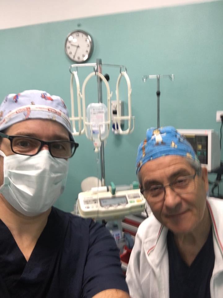 Dott Giovanni, Clinica Myself, Roma, 2017