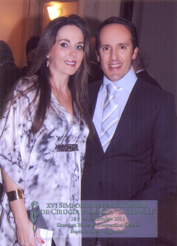 Congresso Internacional de Cirurgia Plastica, Buenos Aires, 2011
