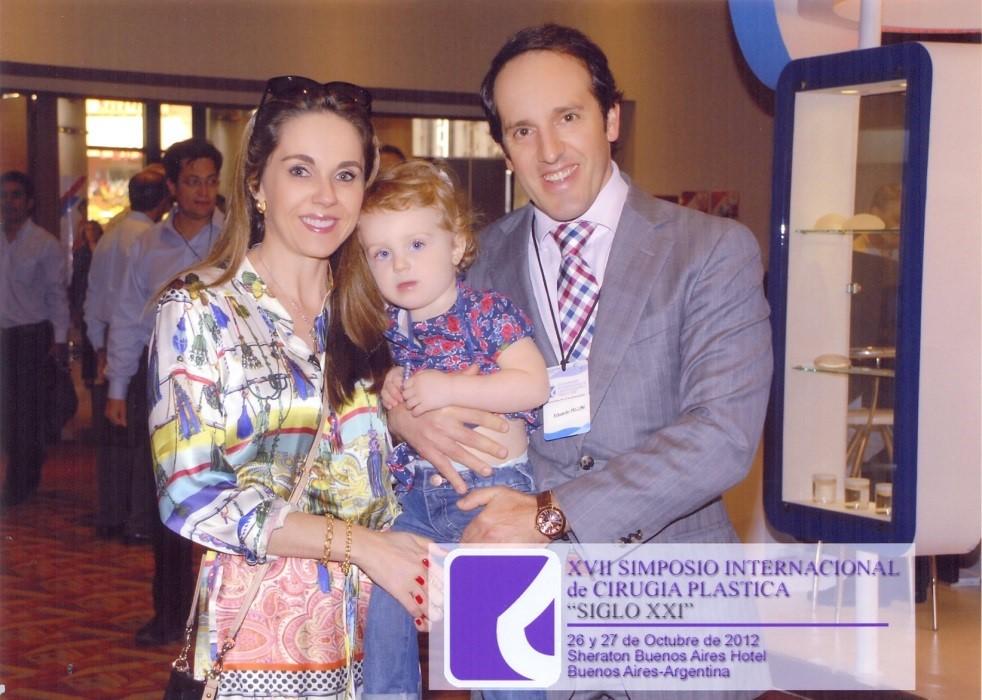 Congresso Internacional de Cirurgia Plastica, Buenos Aires, 2012